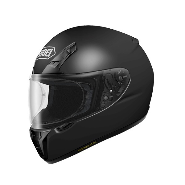 【送料無料】 SHOEI RYD フルフェイスヘルメット マットブラック XLサイズ(61cm)