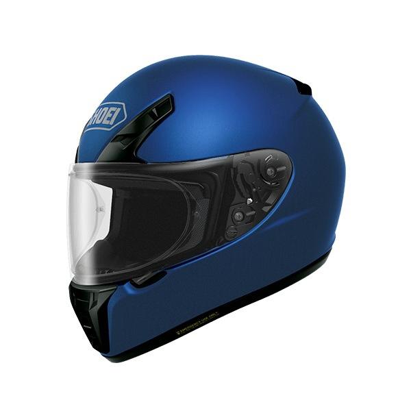 【送料無料】 SHOEI RYD フルフェイスヘルメット マットブルーメタリック Sサイズ(55cm)