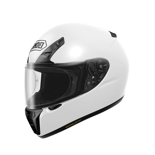 【送料無料】 SHOEI RYD フルフェイスヘルメット ホワイト Mサイズ(57cm)
