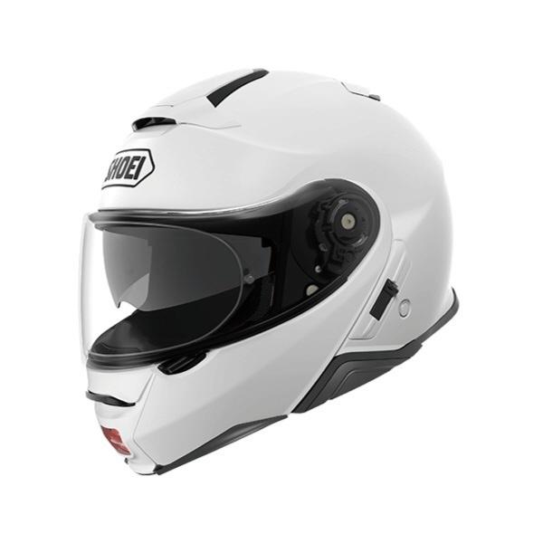【送料無料】 SHOEI NEOTEC2 フルフェイスヘルメット ルミナスホワイト Mサイズ(57cm)