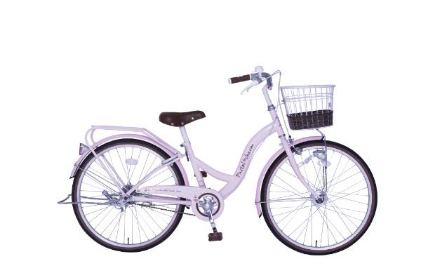 【送料無料】 タマコシ 22型 子供用自転車 パステルチャーム22HD(ピンク/シングルシフト)【組立商品につき返品不可】 【代金引換配送不可】