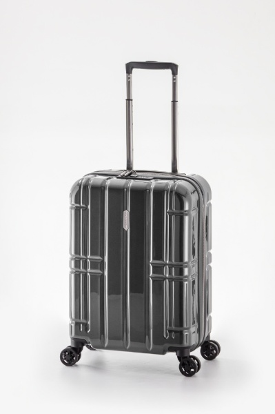 【送料無料】 A.L.I TSAロック搭載スーツケース ハードキャリー(40L)ALIMAX185 ブラック 【メーカー直送・代金引換不可・時間指定・返品不可】