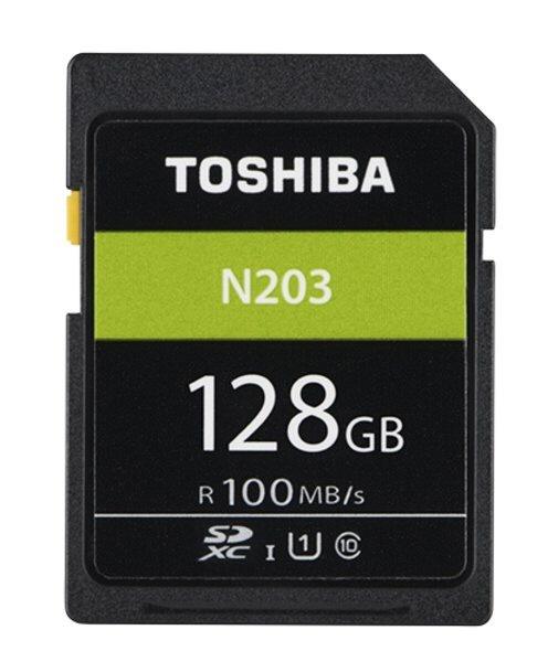 【送料無料】 東芝 TOSHIBA 128GB・UHS Speed Class1(Class10)対応SDXCカード SD-LU128G