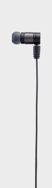 【送料無料】 サーモス インナーイヤー型イヤホン EPS-700-CSB コズミックブラック