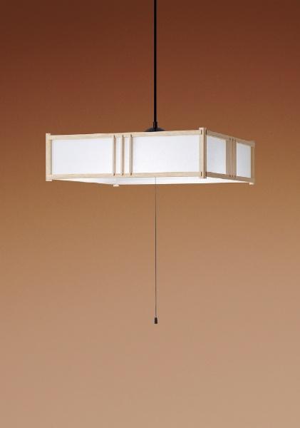 【送料無料】 パナソニック LED和風ペンダントライト (~8畳) HHPD0851D 昼光色