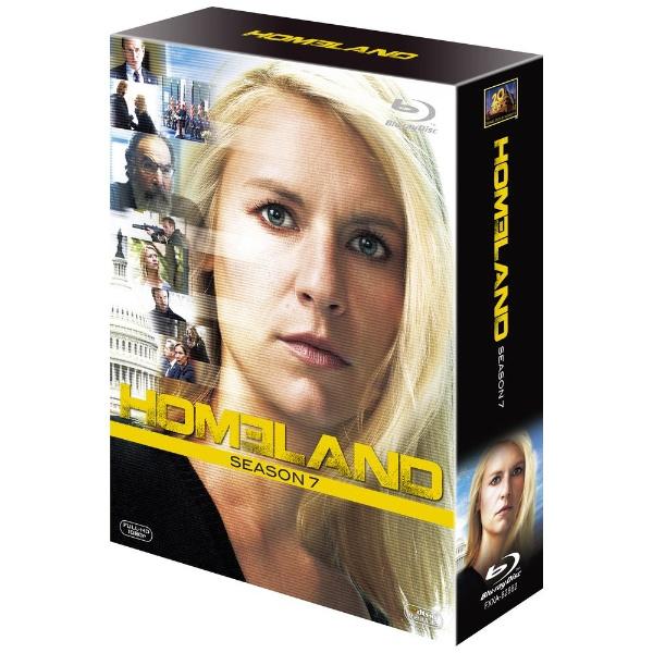 【2018年10月05日発売】 【送料無料】 20世紀フォックス HOMELAND/ホームランド シーズン7 ブルーレイBOX【ブルーレイ】
