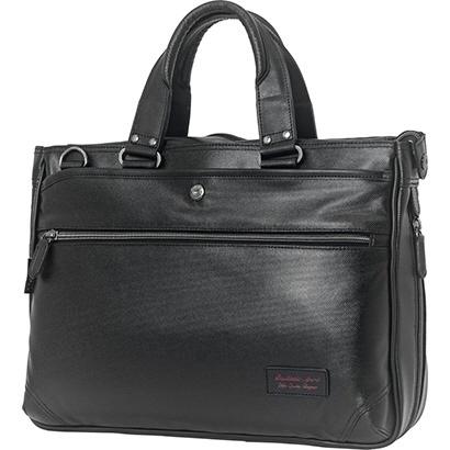 【送料無料】 バリスティックスピリット ビジネスバッグ BS-4861BK ブラック