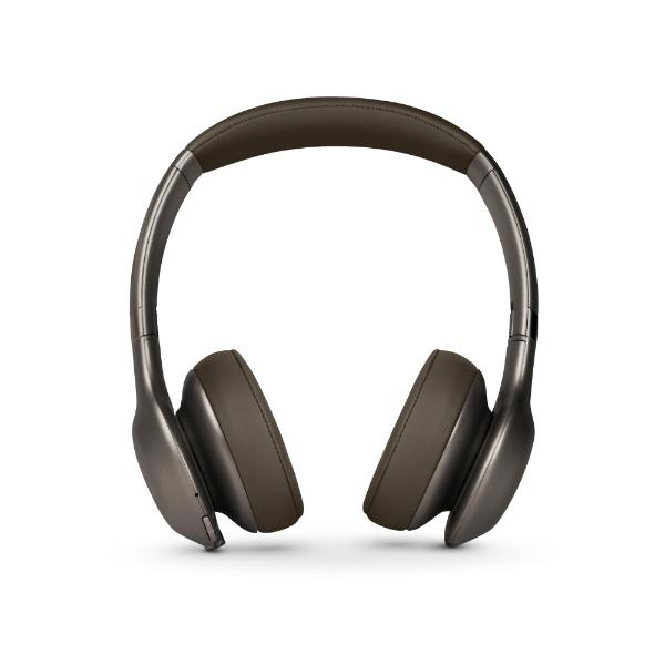 【送料無料】 JBL Bluetoothヘッドホン JBLV310GABTBRN ブラウン [リモコン・マイク対応 /Bluetooth]