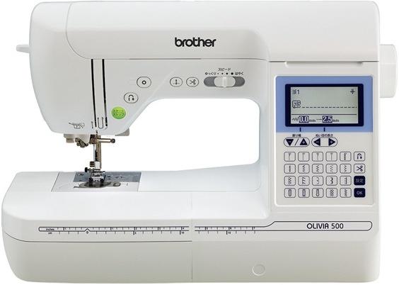 【送料無料】 ブラザー CPH5301 ミシン OLIVIA500 [コンピュータミシン]