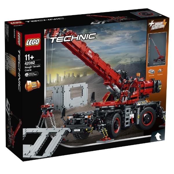 【送料無料】 レゴジャパン LEGO(レゴ) 42082 テクニック 全地形対応型クレーン