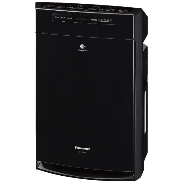 【送料無料】 パナソニック Panasonic F-VC55XR-K 加湿空気清浄機 ブラック [適用畳数:25畳 /最大適用畳数(加湿):14畳 /最大適用畳数(加湿):14畳]