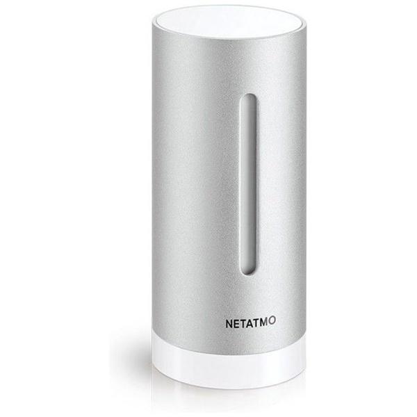 【送料無料】 NETATMO ネタトモ ウェザーステーション用 追加屋内モジュール NETOT02 シルバー