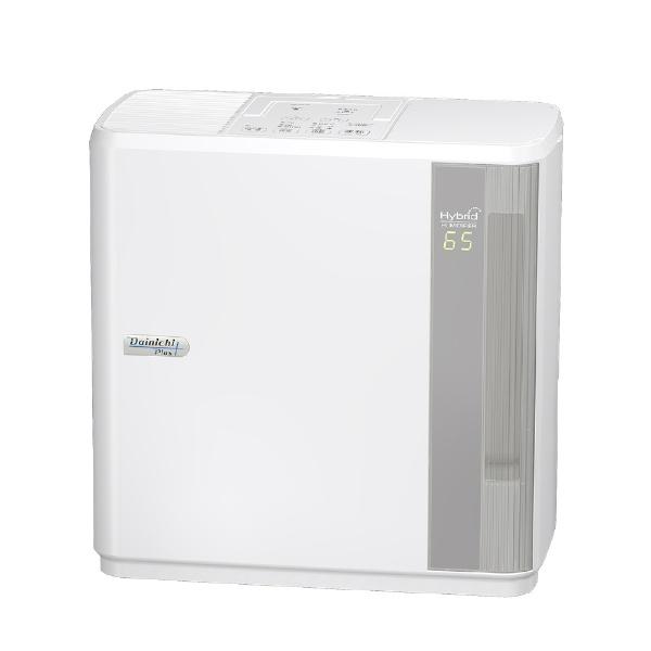 【送料無料】 ダイニチ工業 Dainichi HD5018-W 加湿器 ホワイト [ハイブリッド(加熱+気化)式]
