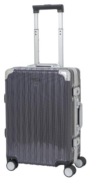 【送料無料】 LOJEL スーツケース LB-0781-49NVC ネイビーカーボン