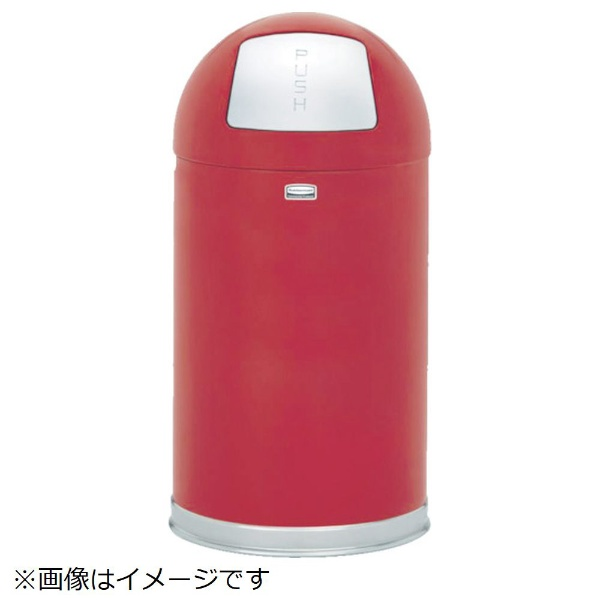 【送料無料】 ニューウェルラバーメイド社 ラバーメイド ラウンドトップス プラスチックライナー レッドグロス