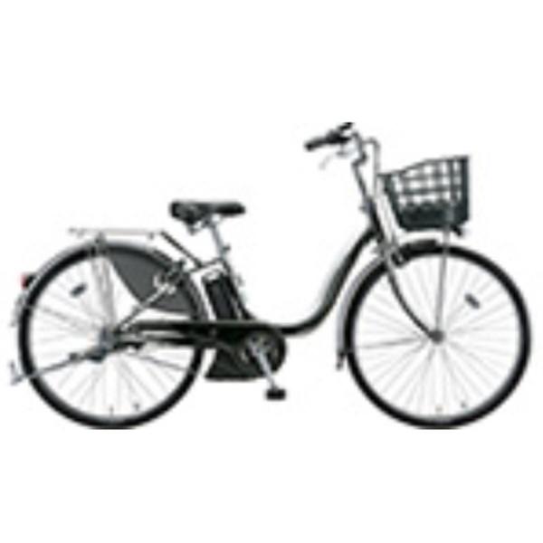 【送料無料】 ブリヂストン 24型 電動アシスト自転車 アシスタDX(M.XH スパークルシルバー) A4DC39【2018年モデル】【組立商品につき返品不可/2018年9月上旬発売】 【代金引換配送不可】
