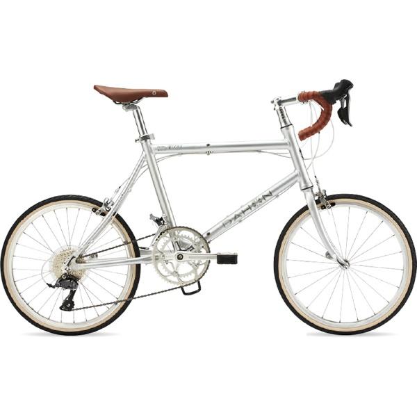 【送料無料】 DAHON 20型 折りたたみ自転車 Dash Altena L AKIBOブリリアントシルバー/外装16段変速)【2019年モデル】【組立商品につき返品不可】 【代金引換配送不可】【メーカー直送・代金引換不可・時間指定・返品不可】