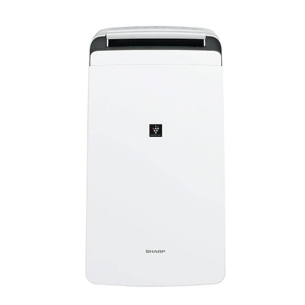 【送料無料】 シャープ SHARP CV-H120-W 衣類乾燥除湿機 ホワイト系 [木造15畳まで /鉄筋30畳まで /コンプレッサー方式]