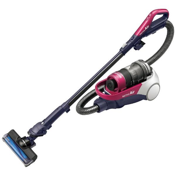 【送料無料】 シャープ SHARP ECAS510-P サイクロン式掃除機 RACTIVE Air ピンク [サイクロン式 /コードレス]