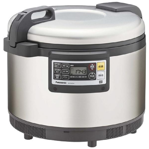 【送料無料】 パナソニック Panasonic SR-PGC54 炊飯器 [3升 /IH]