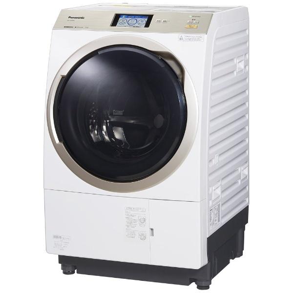 【標準設置費込み】 パナソニック Panasonic NA-VX9900L-W ドラム式洗濯乾燥機 VXシリーズ クリスタルホワイト [洗濯11.0kg /乾燥6.0kg /ヒートポンプ乾燥 /左開き]