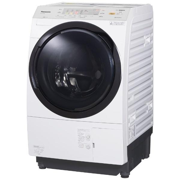 【標準設置費込み】 パナソニック Panasonic NA-VX3900L-W ドラム式洗濯乾燥機 VXシリーズ クリスタルホワイト [洗濯10.0kg /乾燥6.0kg /ヒートポンプ乾燥 /左開き]