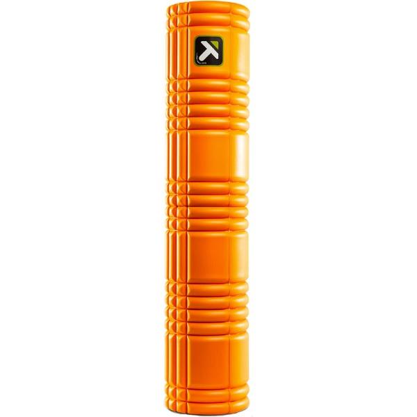 【送料無料】 トリガーポイント TRIGGERPOINT グリッドフォームローラー2(直径14cm/長さ66cm/オレンジ) 04412