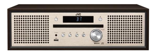 【送料無料】 JVC 【5%OFFクーポン配布中! 10/09 23:59まで】コンパクトコンポーネントシステム NX-W30 [ワイドFM対応]
