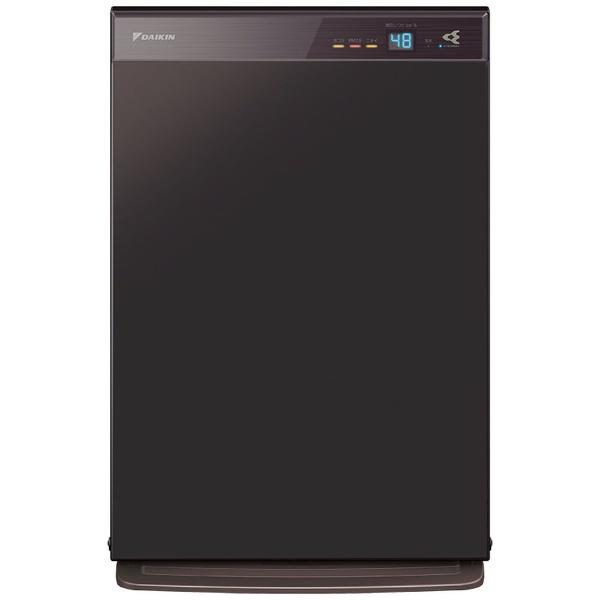 【送料無料】 ダイキン DAIKIN MCK70V-T 加湿空気清浄機 ビターブラウン [適用畳数:31畳 /PM2.5対応 /最大適用畳数(加湿):18畳]