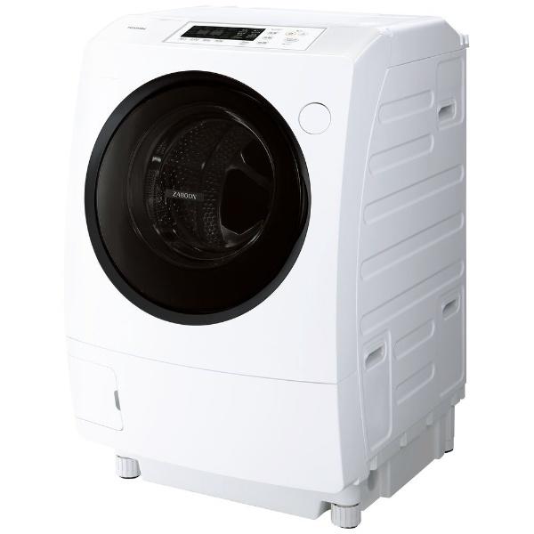 【標準設置費込み】 東芝 TOSHIBA TW-95G7L-W ドラム式洗濯乾燥機 グランホワイト [洗濯9.0kg /乾燥5.0kg /ヒーター乾燥(水冷・除湿タイプ) /左開き]