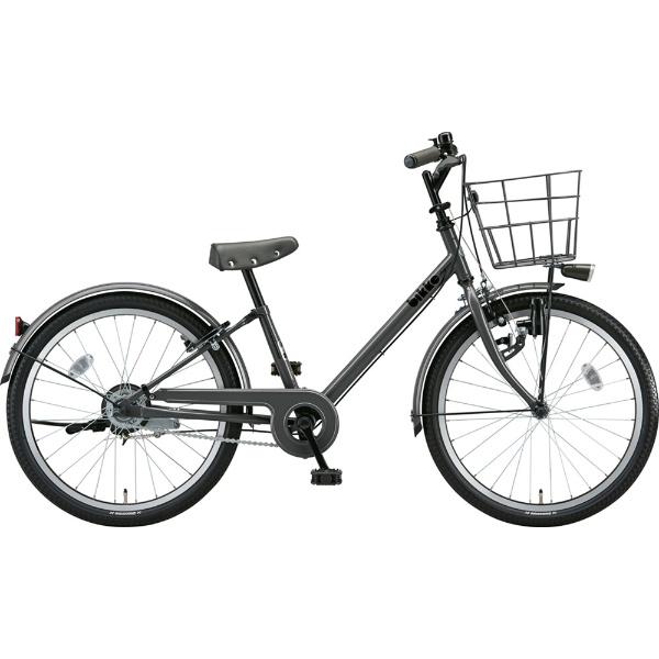 【送料無料】 ブリヂストン 22型 子供用自転車 bikke j(ダークグレー×シングル/シングルシフト)BK22VJ【2019年モデル】 【代金引換配送不可】, LUZ-光:07785fe3 --- i360.jp