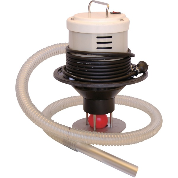 【送料無料】 アクアシステム アクアシステム 乾湿両用電動式掃除機セット (100V) オプション品付 EVC550-SET