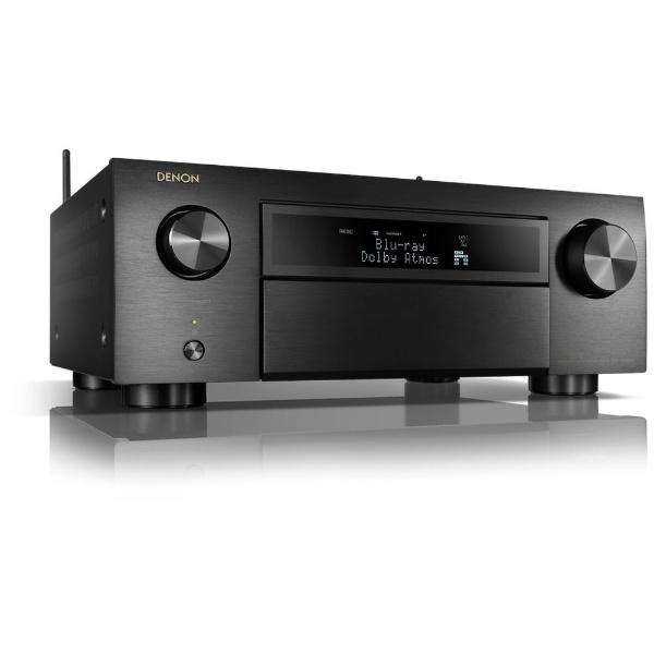【送料無料】 DENON AVC-X6500HK AVアンプ DENON [ハイレゾ対応 /Bluetooth対応 /11.2ch /DolbyAtmos対応]