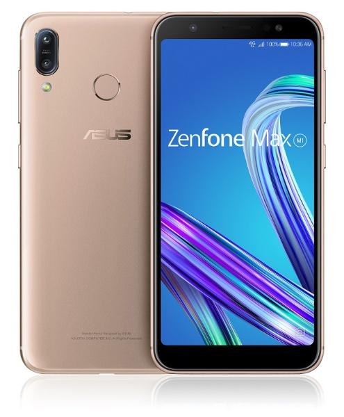 【送料無料】 ASUS エイスース 【10%OFFクーポン 10/10 00:00~10/11 01:59】<Zenfone Max M1 Series>ZB555KL-GD32S3 サンライトゴールド/5.5インチ 1440x720(HD+) ZB555KL-GD32S3 サンライトゴールド
