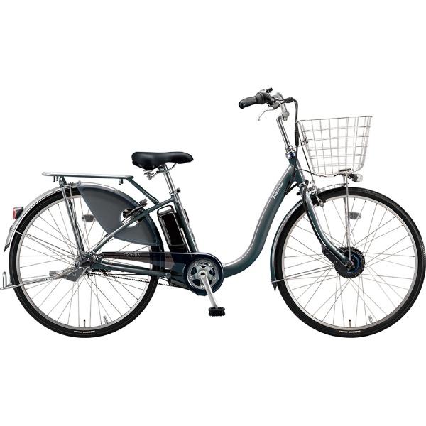【送料無料】 ブリヂストン 26型 電動アシスト自転車 フロンティアデラックス(F.Xカラメルブラウン/内装3段変速) F6DB49【2019年モデル】【組立商品につき返品不可】 【代金引換配送不可】