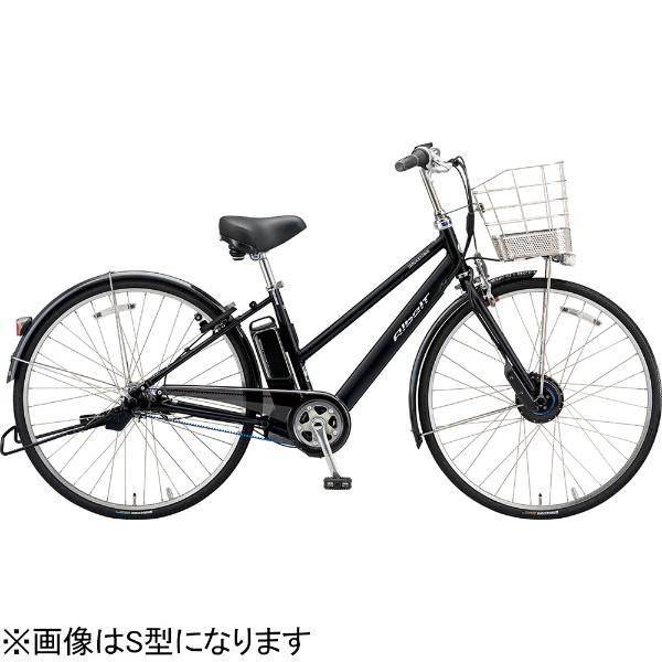 【送料無料】 ブリヂストン 27型 電動アシスト自転車 アルベルトe B400 L型(T.アンバーブラック/内装5段変速) AL7B49【2019年モデル】【組立商品につき返品不可】 【代金引換配送不可】