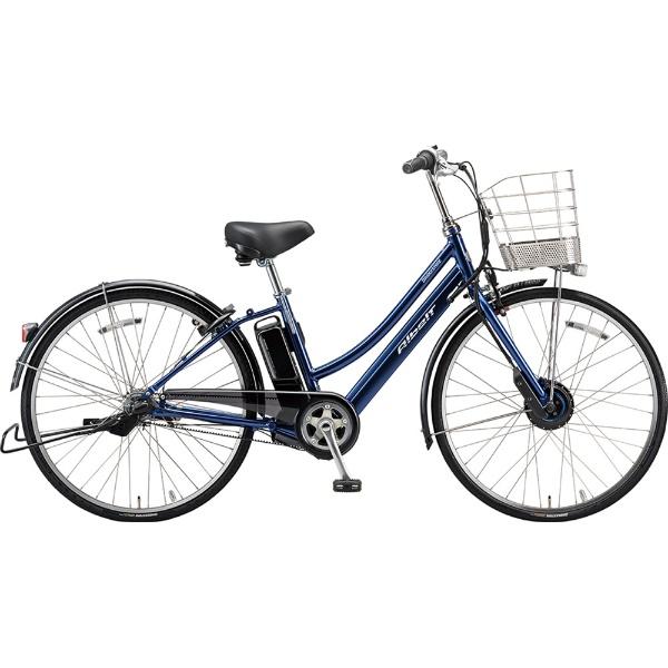 【送料無料】 ブリヂストン 27型 電動アシスト自転車 アルベルトe B400 L型(M.ジュエルDブルー/内装5段変速) AL7B49【2019年モデル】【組立商品につき返品不可】 【代金引換配送不可】