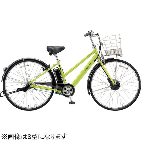 【送料無料】 ブリヂストン 26型 電動アシスト自転車 アルベルトe B400 L型(T.ネオンライム/内装3段変速) AL6B49【2019年モデル】【組立商品につき返品不可】 【代金引換配送不可】