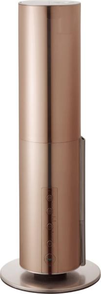 【送料無料】 ドウシシャ DOSHISHA DHBK-218CL-CGD 加湿器 d-design シャンパンゴールド [ハイブリッド(加熱+超音波)式]