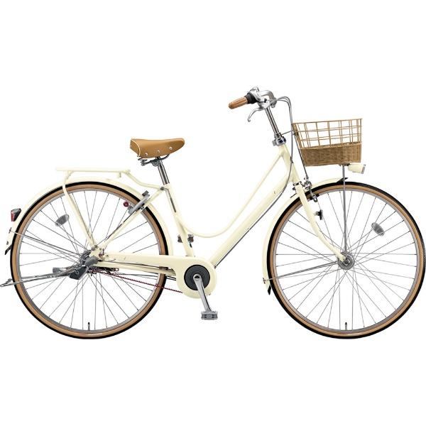 【送料無料】 ブリヂストン 27型 自転車 カジュナ スイートライン デラックス(E.Xエッグシェルベージュ/3段変速/ベルトモデル) CS73B【2019年モデル】 【代金引換配送不可】