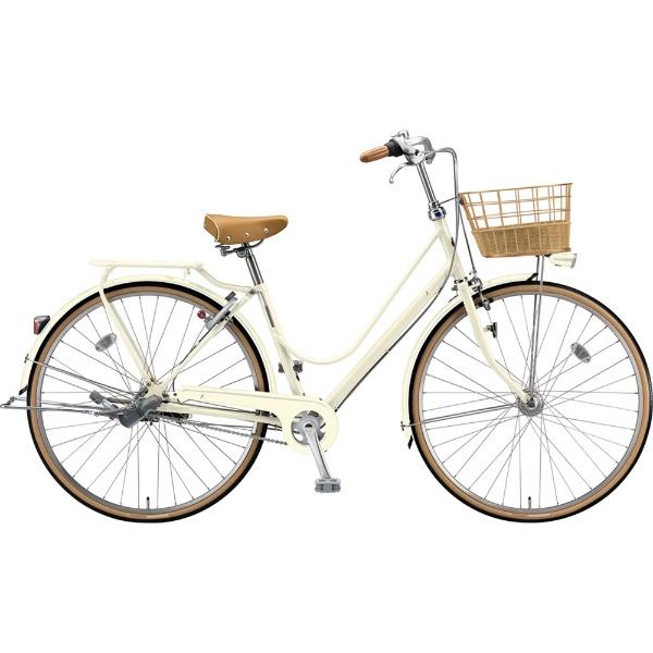 【送料無料】 ブリヂストン 26型 自転車 カジュナ スイートライン デラックス(E.Xエッグシェルベージュ/3段変速/チェーンモデル) CS6TP【2019年モデル】 【代金引換配送不可】