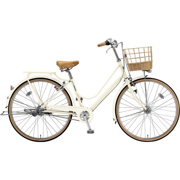 【送料無料】 ブリヂストン 26型 自転車 カジュナ スイートライン スタンダード(E.Xエッグシェルベージュ/3段変速) CS63T【2019年モデル】 【代金引換配送不可】