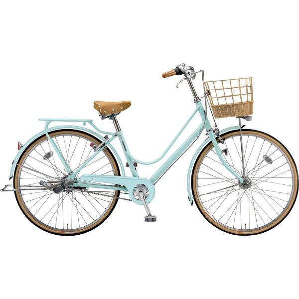 【送料無料】 ブリヂストン 26型 自転車 カジュナ スイートライン スタンダード(E.Xミストグリーン/3段変速) CS63T【2019年モデル】 【代金引換配送不可】