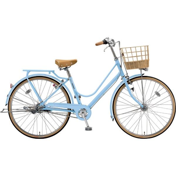 【送料無料】 ブリヂストン 26型 自転車 カジュナ スイートライン スタンダード(E.Xカームブルー/3段変速) CS63T【2019年モデル】 【代金引換配送不可】