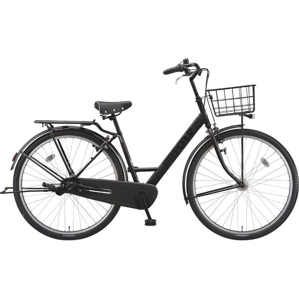 【送料無料】 ブリヂストン 700×45C型 自転車 ステップクルーズ(T.Xクロツヤケシ/3段変速) SC73T【2019年モデル】 【代金引換配送不可】
