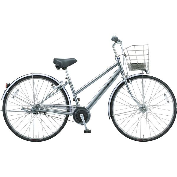 【送料無料】 ブリヂストン 27型 自転車 アルベルト S型(M.スパークルシルバー/5段変速/ベルトモデル) A75SB【2019年モデル】 【代金引換配送不可】