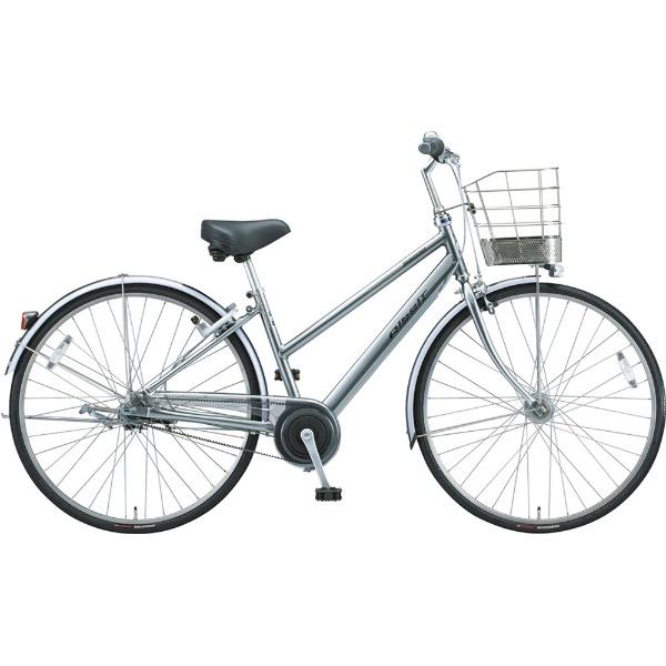 【送料無料】 ブリヂストン 26型 自転車 アルベルト S型(M.スパークルシルバー/5段変速/ベルトモデル) A65SB【2019年モデル】 【代金引換配送不可】