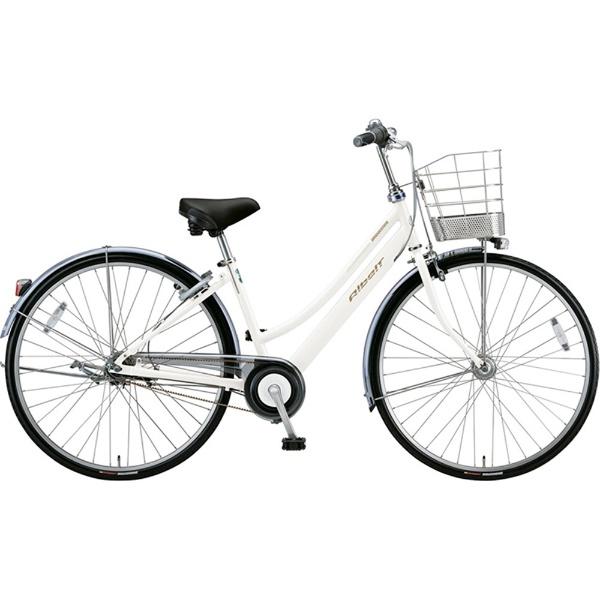 【送料無料】 ブリヂストン 27型 自転車 アルベルト L型(P.シャンパンホワイト/5段変速/ベルトモデル) A75LB【2019年モデル】 【代金引換配送不可】