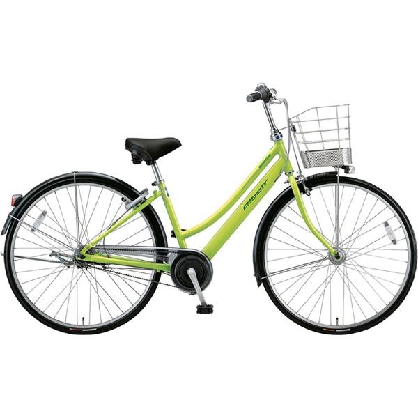 【送料無料】 ブリヂストン 27型 自転車 アルベルト L型(T.ネオンライム/5段変速/ベルトモデル) A75LB【2019年モデル】 【代金引換配送不可】
