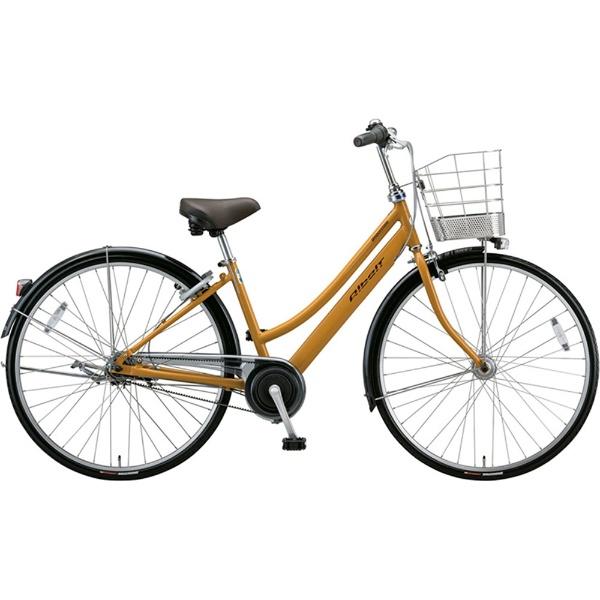 【送料無料】 ブリヂストン 27型 自転車 アルベルト L型(E.キャラメルブラウン/5段変速/ベルトモデル) A75LB【2019年モデル】 【代金引換配送不可】
